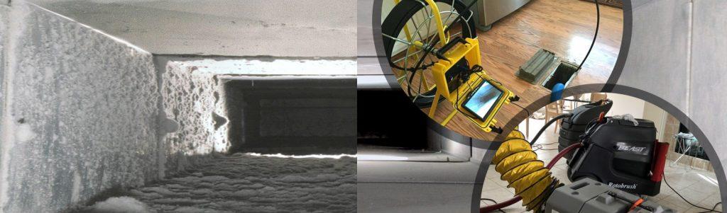 Air Duct Repair Arlington TX